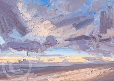 A Winters Cloud Study