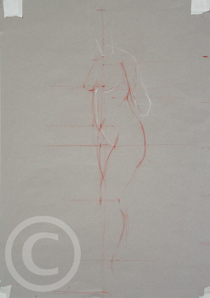 Measured_Drawing_of_a_Nude_Female