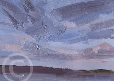 Cloud Study at Silverdale