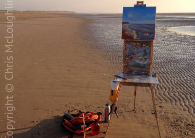 Painting The Coastline
