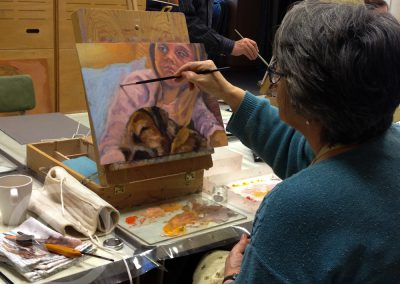 Introduction to Portrait Painting